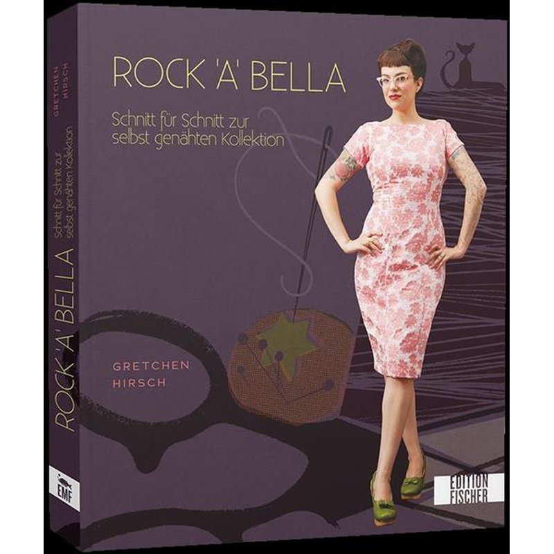 Buch Rock a Bella
