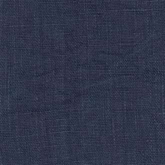 A.U Maison Linen Coated Basic Oxford Blue