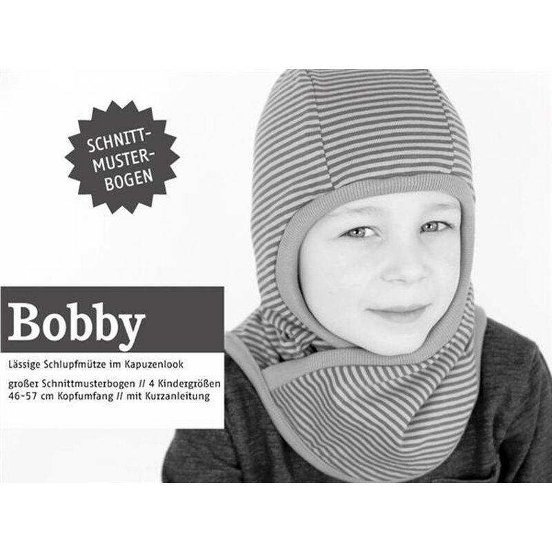 Schnittmuster Schnittreif Mütze Bobby, 6,50 €