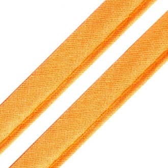 Paspelband Baumwolle 12mm Orange
