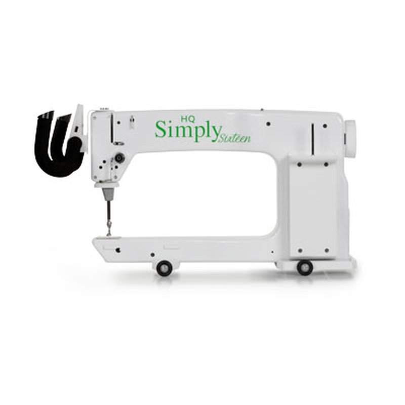 Handi Quilter Simply Sixteen mit HQ Little Foot