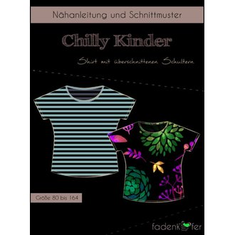 219 Papierschnittmuster Fadenkäfer Kinder Shirt Chilly