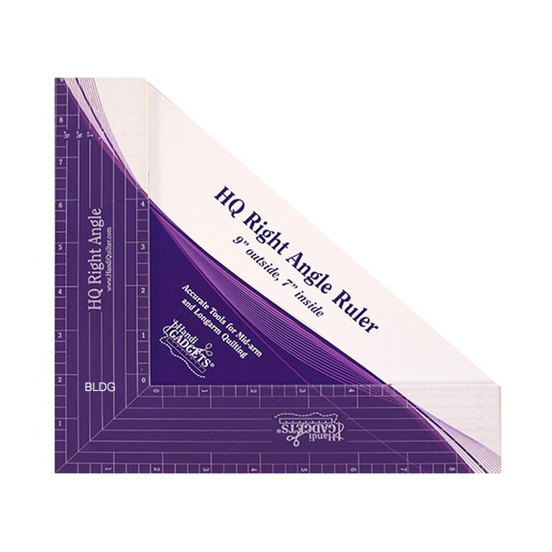 HQ Right Angle Ruler